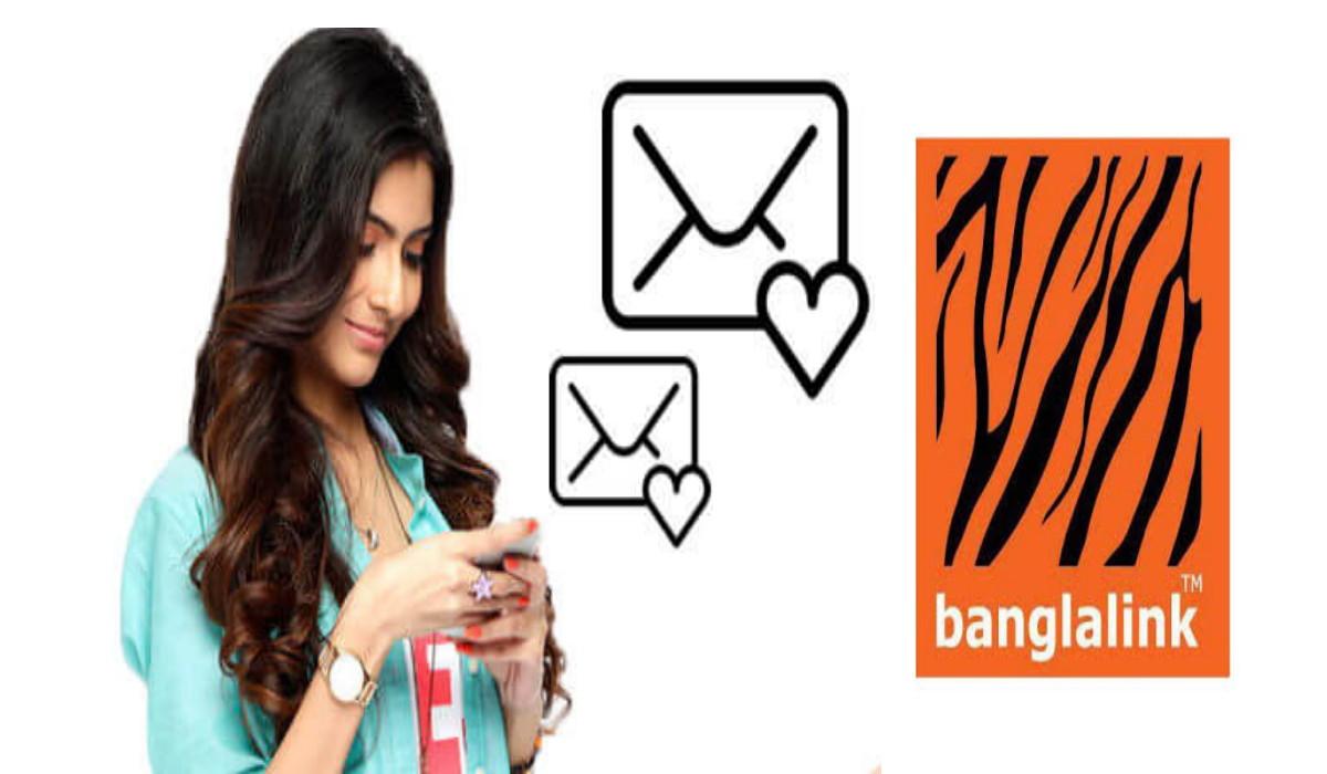 banglalink a sms