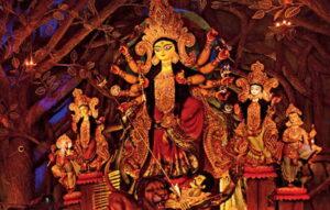 দূর্গা পুজার পিকচার