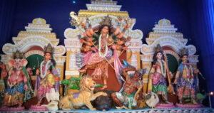 Durga puja pic