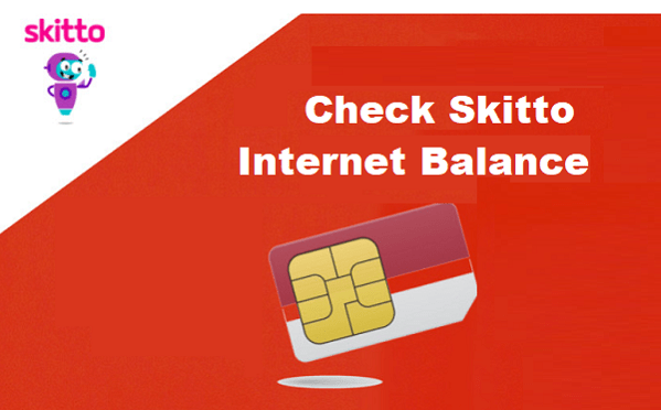 How to Check Skitto Internet/Mb Balance?