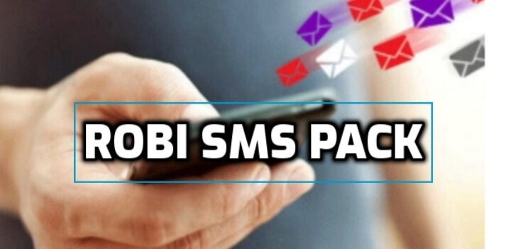 Robi SMS Pack 2021 All Activation Code