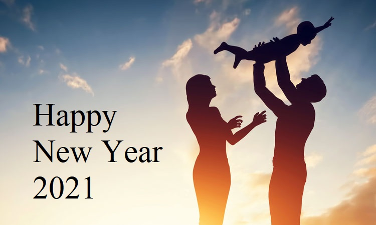 বাবা মা সম্পর্কে নতুন বছরের SMS 2021
