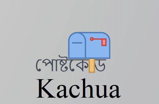 Kachua কচুয়া উপজেলার পোষ্টকোড