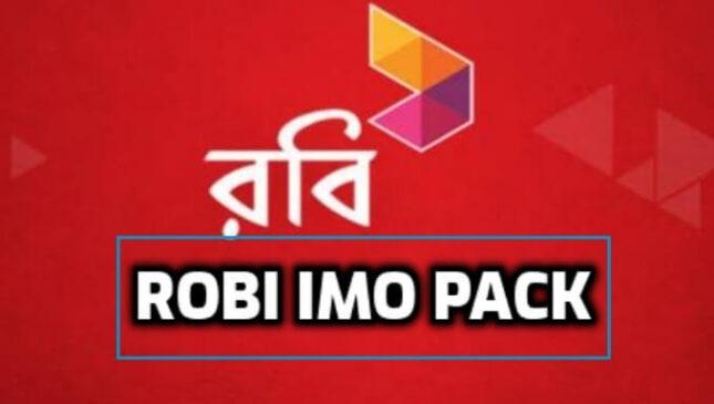 Robi IMO Pack 2021