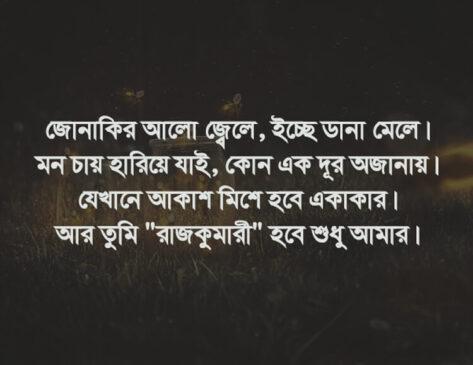 ভালোবাসার নতুন লেখা পিকচার | Bangla Love Pics