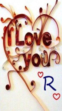 Wallpaper R Love Heart Images